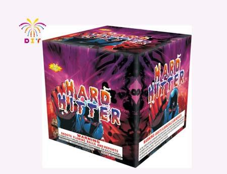 HARD HITTER 36S CAKE FIREWORKS