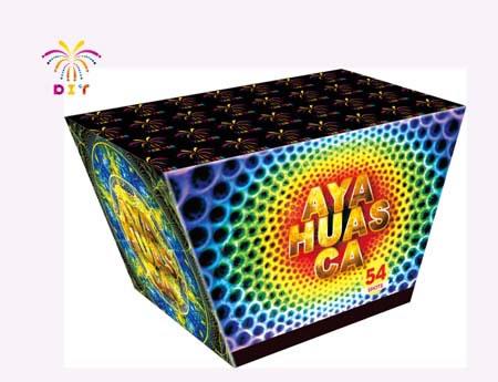 AYAHUASCA 54S CAKE FIREWORKS