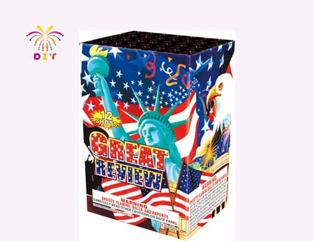 GREAT REVIEW 12S CAKE FIREWORKS