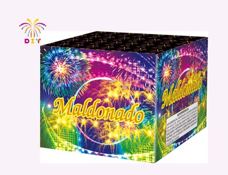 MALDONADO 49S CAKE FIREWORKS