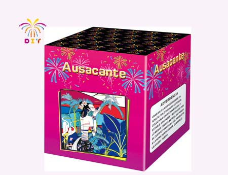 AUSACANTE 36S CAKE FIREWORKS