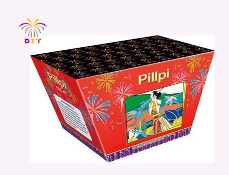 PILLPI 70S CAKE FIREWORKS