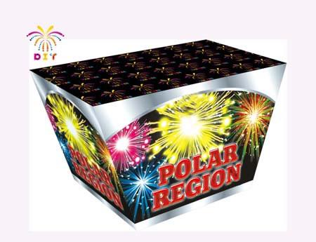 POLAR REGION 100S CAKE FIREWORKS