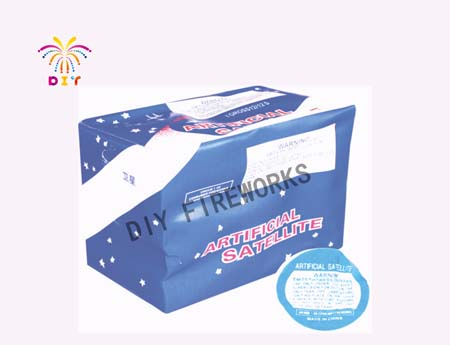 ARTIFICIAL SATELLITE FIREWORKS