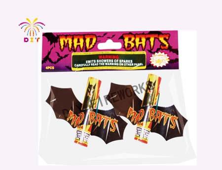MAD BATS FIREWORKS
