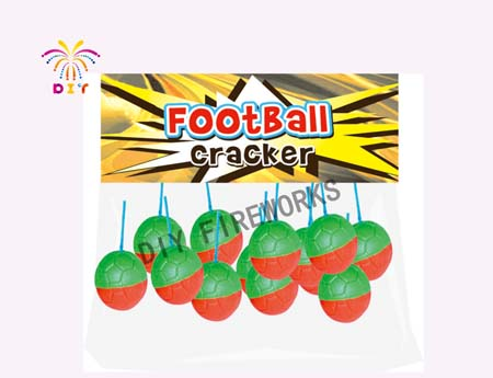 FOOTBALL CRACKER FIREWORKS